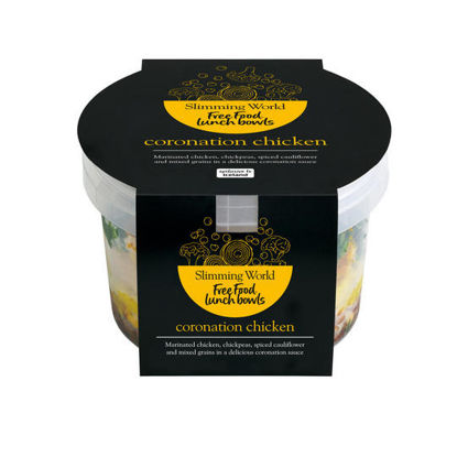 Picture of Slimming World Coronation Chicken 400g