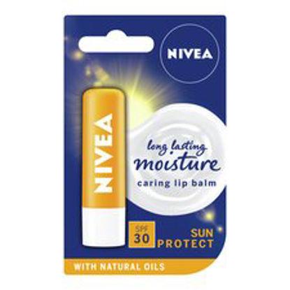 Picture of Nivea Lip Care Sun Spf30 4.8G