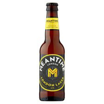 Picture of Meantime London Lager Bottle 330Ml