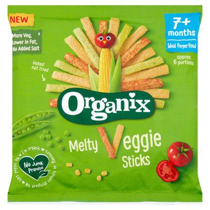 Picture of Organix Veggie Sticks 15G