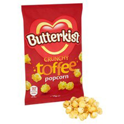 Picture of Butterkist Toffee Popcorn 170G