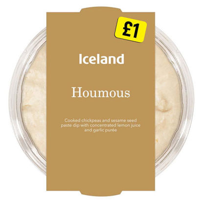 Picture of Iceland Houmous 200g