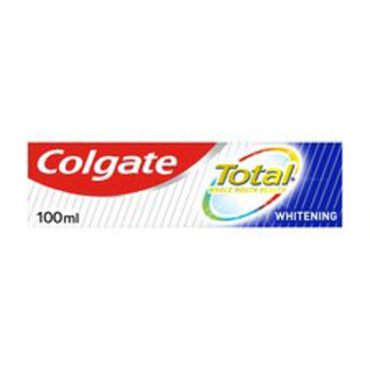 Picture of Colgate Total Whitening Toothpaste 100Ml