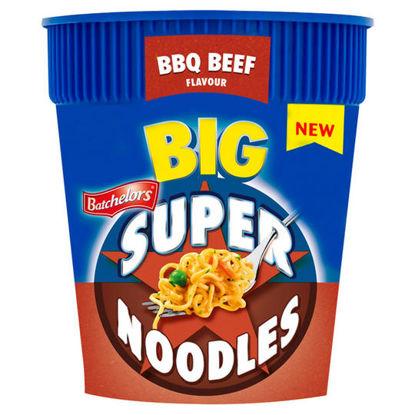 Picture of Batchelors Big Super Noodles BBQ Beef Flavour 100g