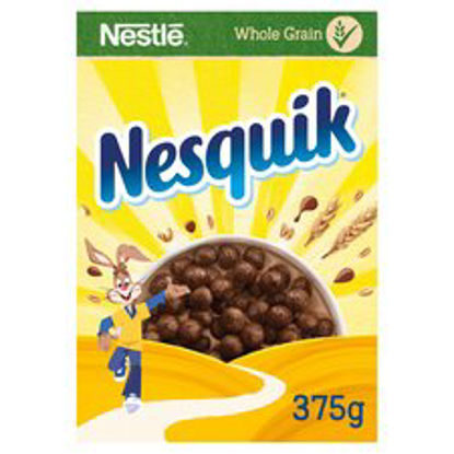 Picture of Nestle Nesquik Cereal 375G