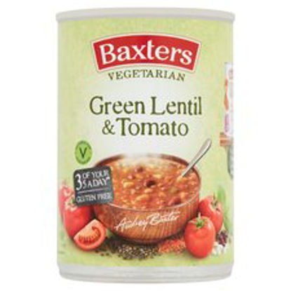 Picture of Baxters Vegetarian Puy Lentil & Tomato 400G