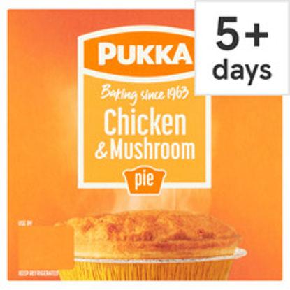 Picture of Pukka Chicken & Mushroom Pie