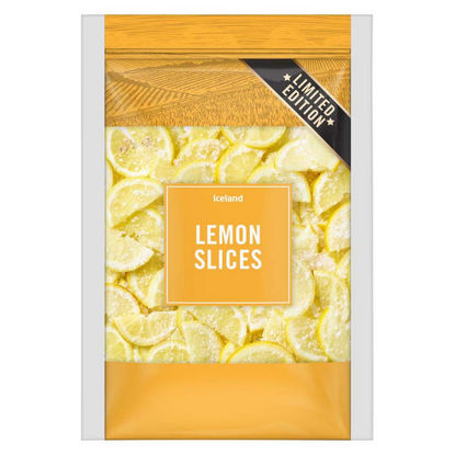 Picture of Iceland Lemon Slices 350g