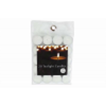 Picture of RSW 20 TEALIGHT CANDLES