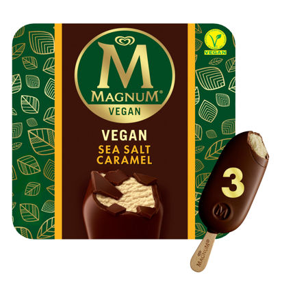 Picture of Magnum Sea Salt Caramel Ice Cream 3 x 90 ml