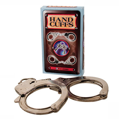 Picture of Starter Metal Handcuffs