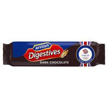 Picture of Mcvitie's Dark Chocolate Digestives 433G