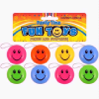 Picture of PARTY TIME FUN TOYS RETURN TOP SMILE