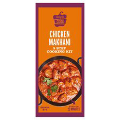 Picture of Simply Cook Chicken Makhani Cooking Kit 41G