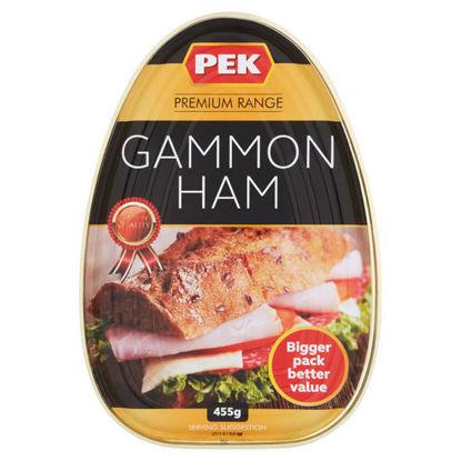 Picture of Pek Premium Range Gammon Ham 455g