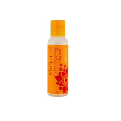 Picture of Sliquid Naturals Swirl Flavoured Lubricants-Tangerine Peach 59ml