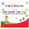 Picture of KIDS CREATE CRAYONS JUMBO 10PK