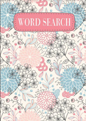 Picture of FLORAL WORDSEARCH  BOOK PK6