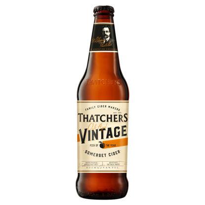 Picture of Thatchers Vintage Cider 500Ml Bottle