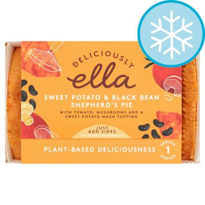 Picture of Deliciously Ella Sweet Potato Blackbean Pie 275G