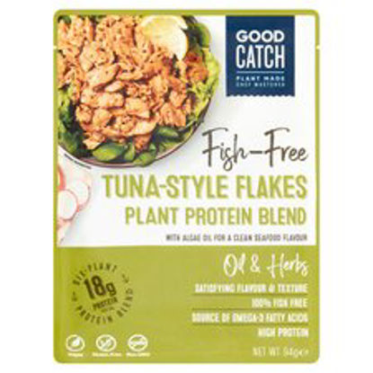 Picture of Good Catch Plant Based Tuna Oil & Herbs 94G