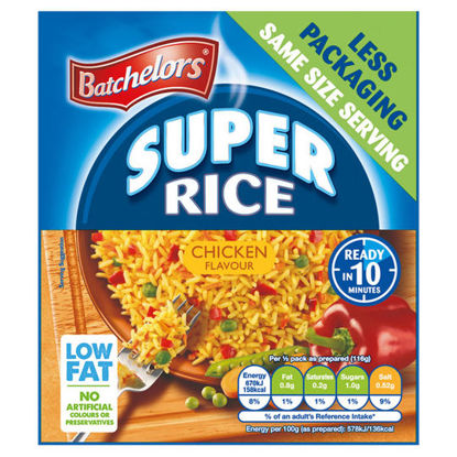 Picture of Batchelors Super Rice Chicken Quick Cook 90G