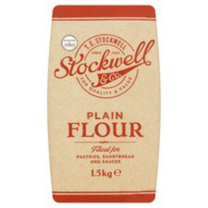 Picture of Stockwell & Co. Plain Flour 1.5Kg