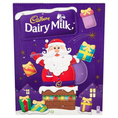 Picture of Cadbury Dairy Milk Advent Calendar 90G