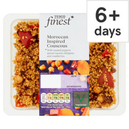 Picture of Tesco Finest Moroccan Inspired Couscous 230G