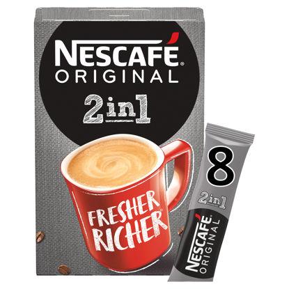 Picture of Nescafe Original 2 In 1 8 Pack 80G