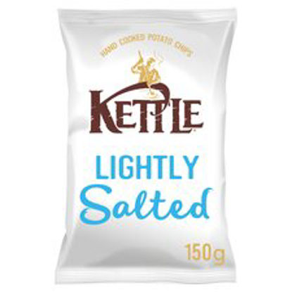 Picture of Kettle Chips Lightly Salted 150G