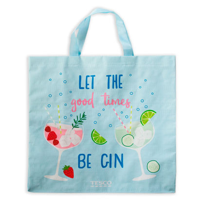 Picture of Tesco Gin Bag