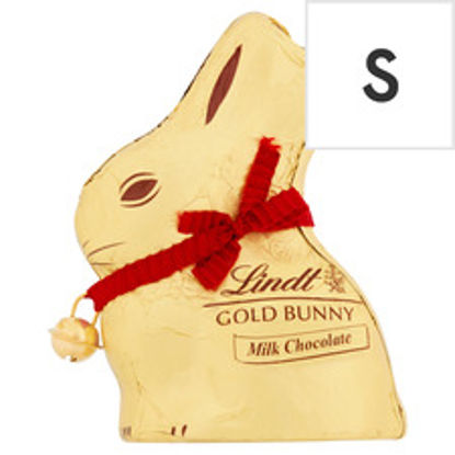 Picture of Lindt Gold Bunny Milk Chocolate 50G