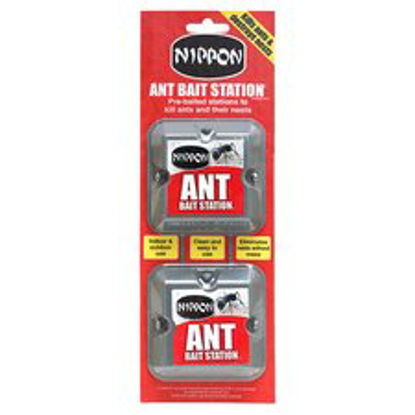 Picture of Nippon Nippon Ant Bait Station Twin Pack