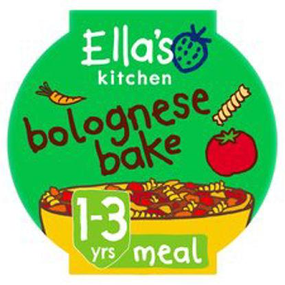Picture of Ella's Kitchen Bolognese Bake 200G
