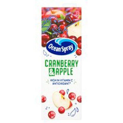 Picture of Ocean Spray Cranberry & Apple Juice Drink 1L
