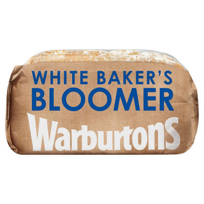 Picture of Warburtons White Bakers Bloomer 800g