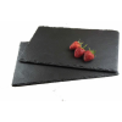 Picture of Slate Placemats Rectangular set of 2