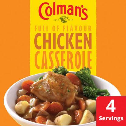 Picture of Colman's Chicken Casserole Recipe Mix 40G