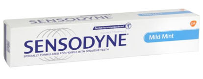Picture of Sensodyne Daily Care Toothpaste - Mild Mint - 75ML - Exp 01/20