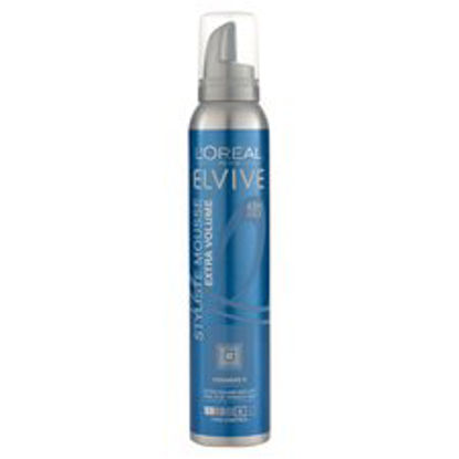 Picture of L'oreal Paris Elvive Styliste Mousse Extra Volume 150Ml