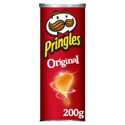 Picture of Pringles Original 200G