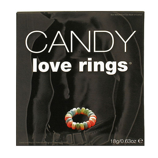 Picture of Candy Love Rings