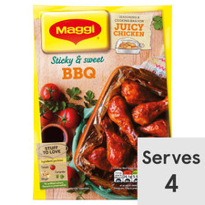 Picture of Maggi So Juicy Sticky Bbq For Chicken 47G