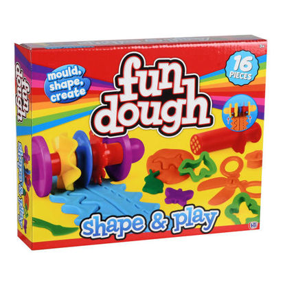 Picture of HTI Toys Fun Dough Shape and Play