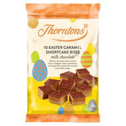 Picture of Thorntons 10 Spring Caramel Shortcake Bites