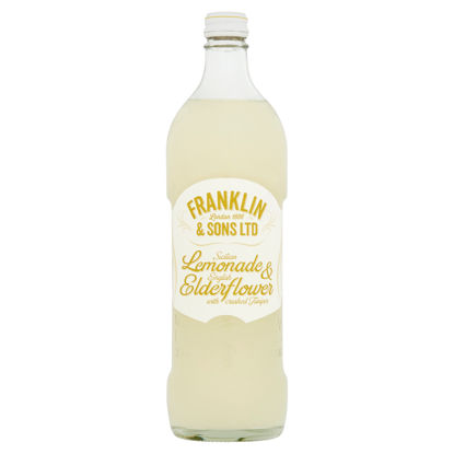 Picture of Franklin & Sons Lemonade & Elderflower 750Ml