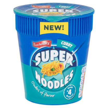 Picture of Batchelors Super Noodle Pot Curry 75G