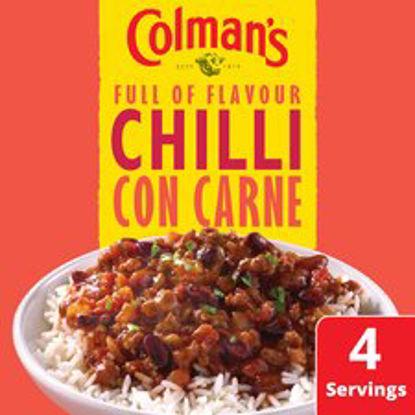 Picture of Colman's Chilli Con Carne Recipe Mix 50G