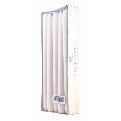 Picture of Prices Candles Dinner Candle, Pack of 10, Ivory